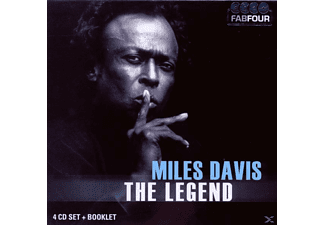 Miles Davis - The Legend [CD]