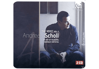 Andreas Scholl - The Voice Vol.2 - (CD)