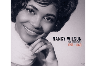 Nancy Wilson - Nancy Wilson Complete 1956-60 - (CD)