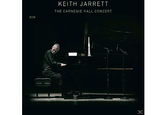 Keith Jarrett - The Carnegie Hall Concert [CD]