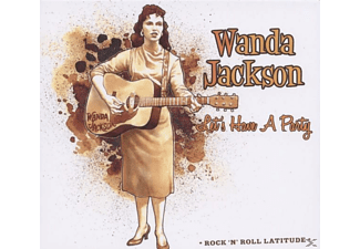 Wanda Jackson - Let's Have A Party - (CD)