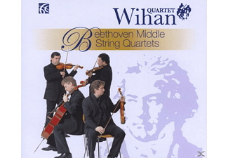 Wihan Quartet - Middle String Quartets - (CD)