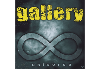 Gallery - Universe - (CD)