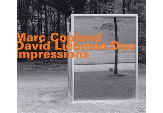 Copland,Marc/Liebman,David - Impressions - (CD)