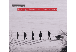 Amarcord - Coming Home For Christmas - (CD)