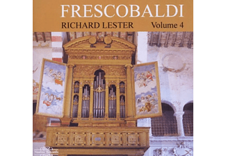 Richard Lester - Harpsichord Vol.4 - (CD)