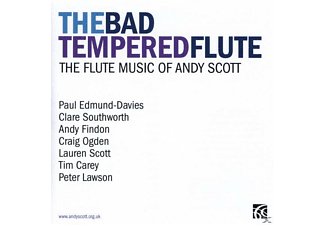 EDMUND-DAVIES, SOUTHWORTH, FINDON, - The Bad Tempered Flute-The Flut - (CD)