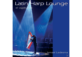 Ismael Ledesma - Latin Harp Lounge [CD]