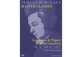 VARIOUS - Teresa Berganza Master Classes - (DVD)