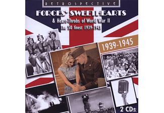 VARIOUS - Forces' Sweathearts - (CD)