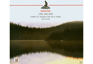 Anne Oel, Anne Oeland - Complete Works (Nielsen, Carl August) - (CD)