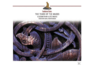 Kristian Buhl-mortensen - The Tears Of The Muses-Lute Music (Various) - (CD)