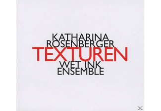 Wet Ink Ensemble - Texturen - (CD)