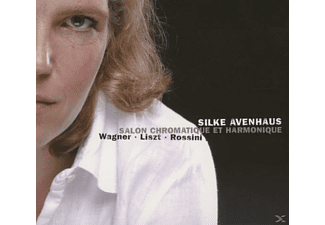 Silke Avenhaus - Salon Chromatique & Harmonique - (CD)