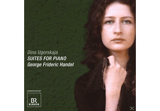 Dina Ugorskaja - Suites For Piano - (CD)