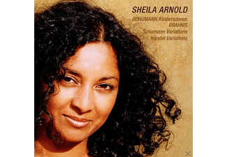 Sheila Arnold - Kinderszenen / Variationen - (CD)