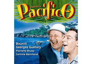 Bourvil - Operette Pacifico - (CD)