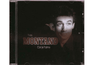 Yves Montand - Car Je T Aime - (CD)