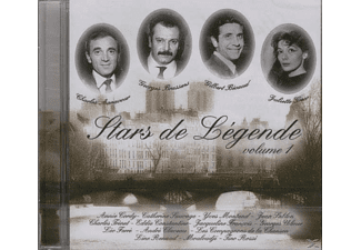 VARIOUS - Stars De Legende Vol.1 [CD]