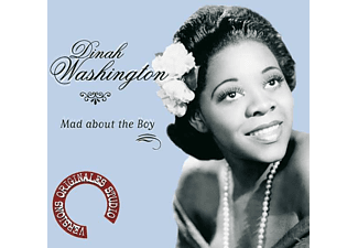 Dinah Washington - Made About The Boy - (CD)