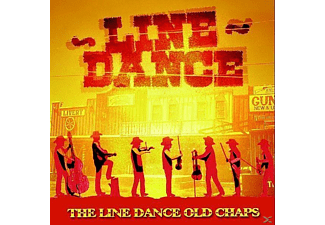 VARIOUS - The Line Dance Old Chaps - (CD)