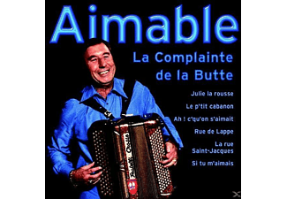 Aimable - La Complainte De La Butte - (CD)