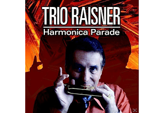 Le Trio Raisner - Harmonica Parade - (CD)