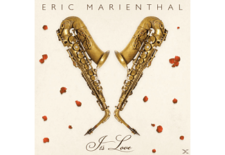 Marienthal Eric - It's Love - (CD)