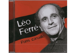 Leo Ferré - Paris Canaille - (CD)