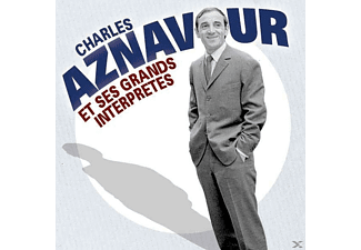 Charles Aznavour - Et Ses Grand Interpret - (CD)