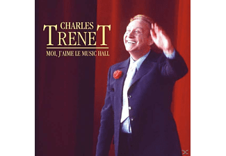 Charles Trenet - Moi J'aime Le Musical Hall - (CD)