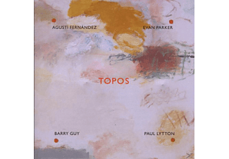 Lytton - TOPOS - (CD)