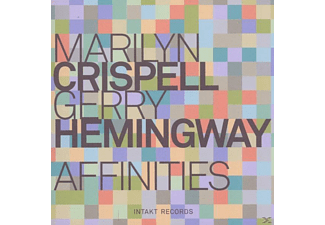 Crispell, Marilyn & Hemingway, Gerry - Affinities - (CD)