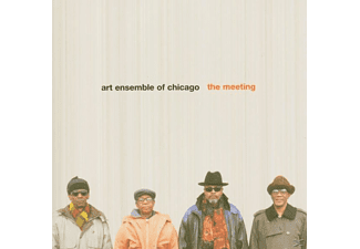 Art Ensemble Of Chicago - The meeting - (CD)