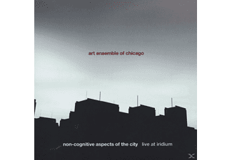 Art Ensemble Of Chicago - Non-Cognitive Aspects Of The City - (CD)