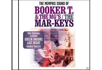 Booker T. & The M.G.'s, The Mar-Keys - The Memphis Soul Sound Of - (CD)