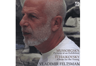 Vladimir Feltsman (pno) - Pictures at an Exhibition/Album - (CD)