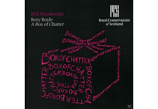 Rcs Woodwinds - A Box of Chatter - (CD)