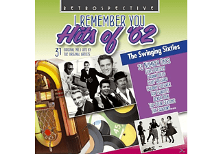 VARIOUS - Hits Of '62 - (CD)