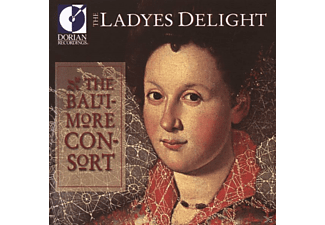 The Baltimore Consort - The Ladyes Delight - (CD)