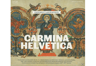 Ensemble Labyrinthus - Carmina Helvetica - (CD)