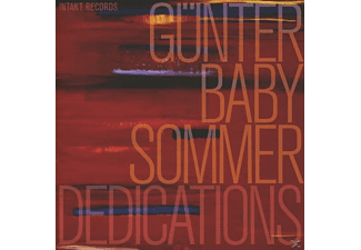 Günter 'baby' Sommer - Dedications - (CD)
