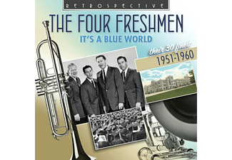 The Four Freshmen - It's A Blue World - Their 30 finest - (CD)