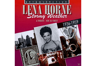 Lena Horne - Stromy Weather A Tribute-Her 26 Finest - (CD)