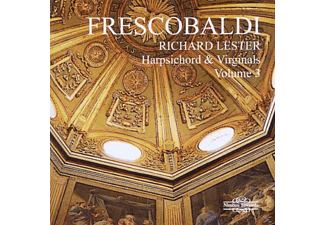 Richard Lester - Harpsichord & Virginals - (CD)