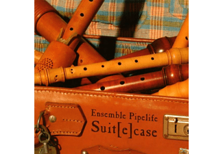 Ensemble Pipelife - Suit(E)Case - Musik für Blockflötenensemble - (CD)