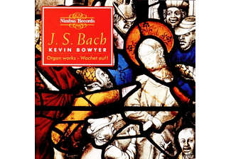 Kevin Bowyer - ORGAN WORKS VOL.8 - (CD)