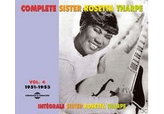 Sister Rosetta Tharpe - Integrale Vol.4 1951-1953 - (CD)