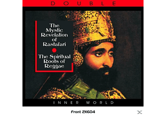 VARIOUS - Spiritual Music Of The Rastafa - (CD)