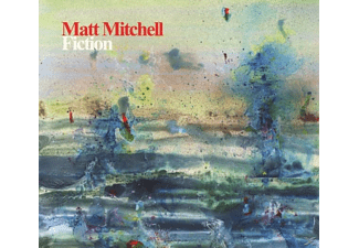 Matt Mitchell - Fiction - (CD)